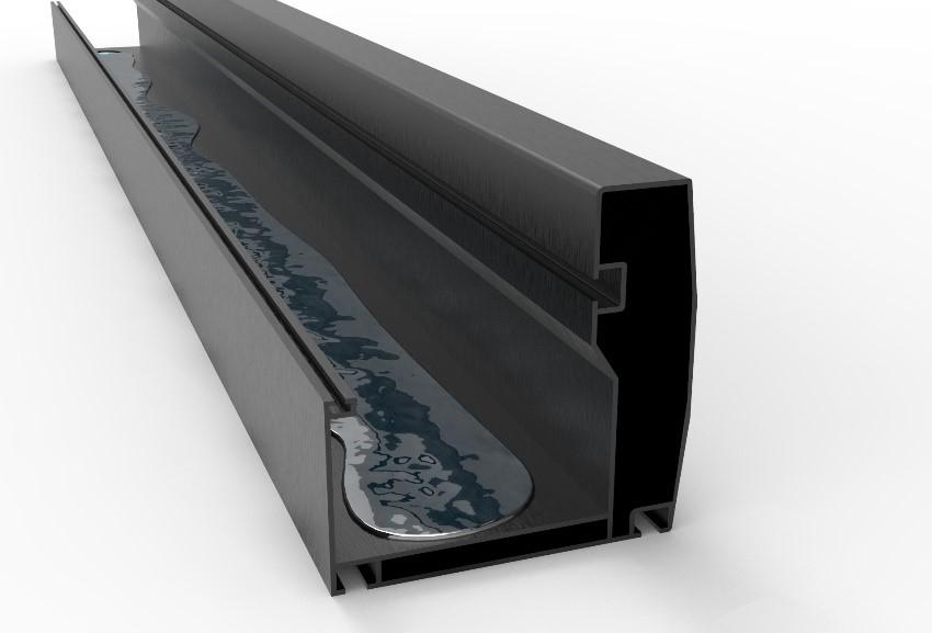 2 سیستم آب بندی سقف های متحرک